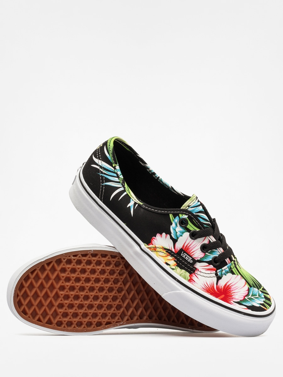 VANS Vans Hawaiian Floral Slip On (white) from Vans Shoe Company | ShapeShop