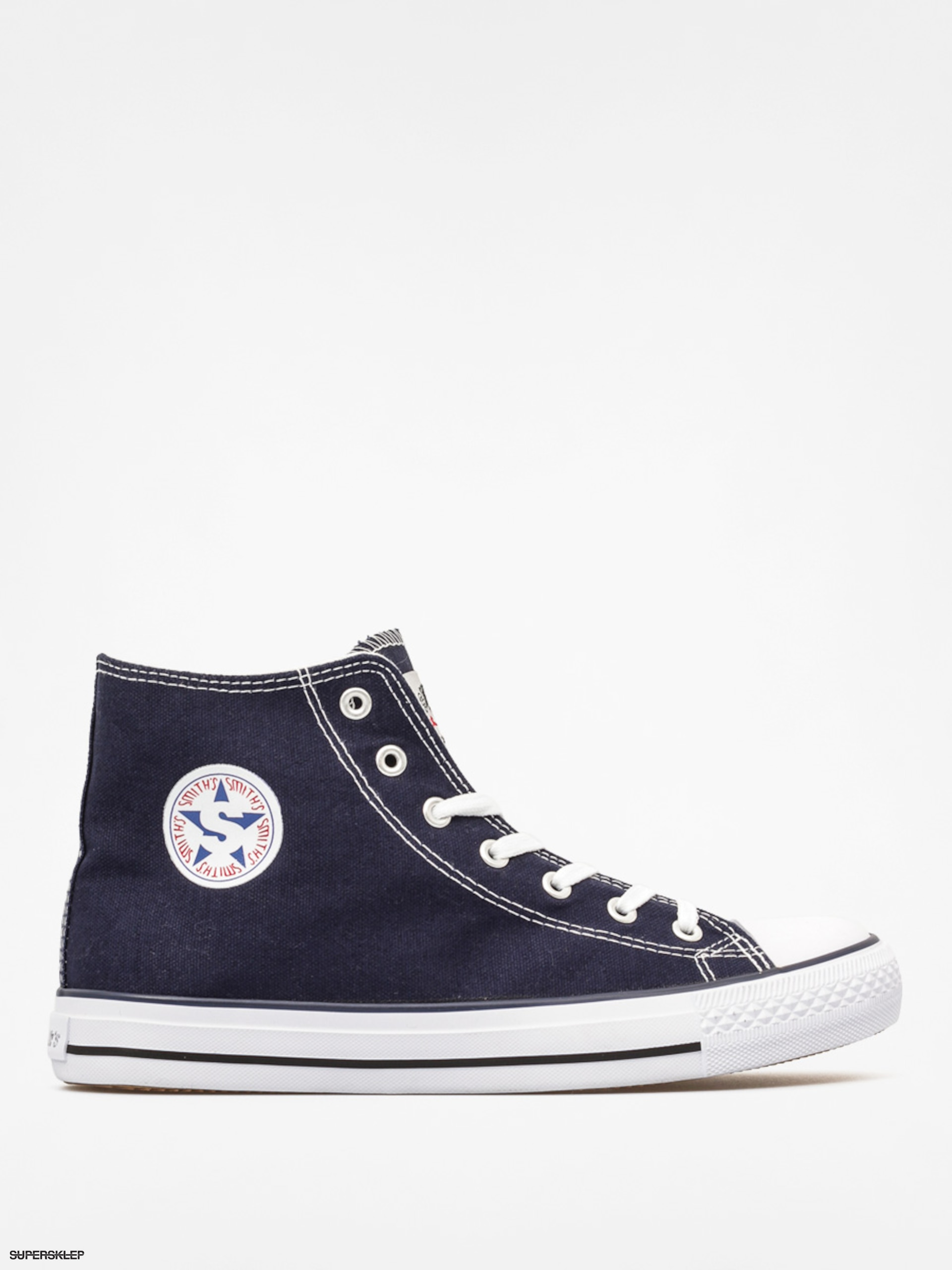 Trampki Smith's Mas 001 Wys (dark blue)