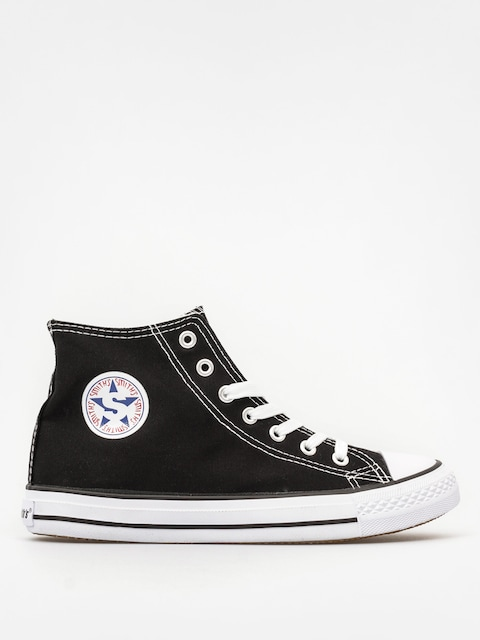 Trampki Smith's Mas 002 Wys (black)