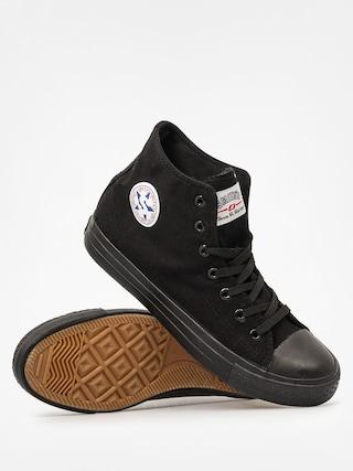 Trampki Smith's Mas 001 Wys (all black)