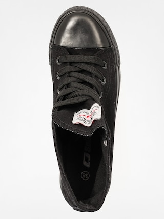 Trampki Smith's Mas 002 Wys (all black)