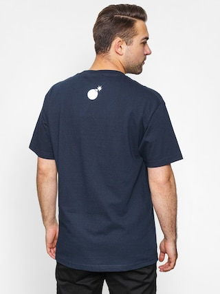 T-shirt The Hundreds Forever Haftbomb (navy)