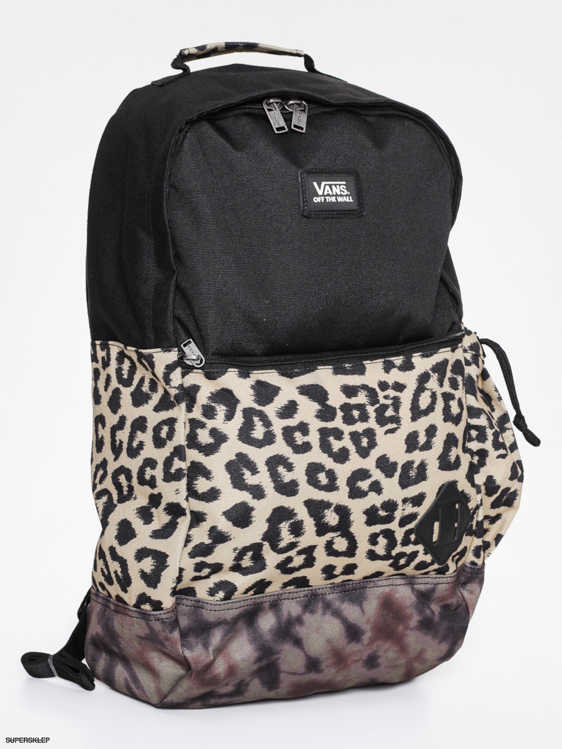 e99caa77f1 Plecak Vans Van Doren II (cheetah)