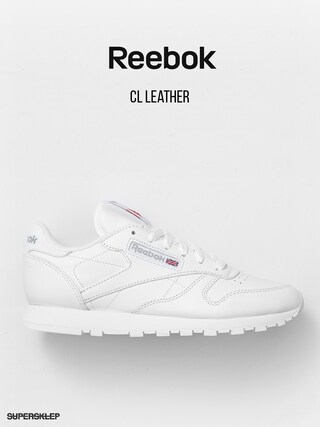 Buty Reebok Classic Leather Wmn (white)