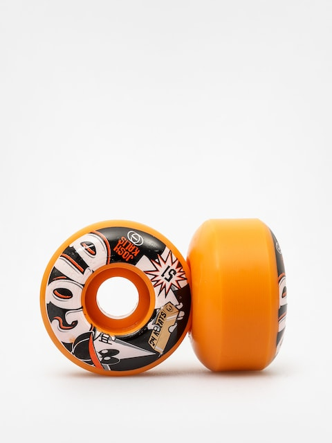 Kółka Gold Wheels 24 Karats Kalis (orange/black)