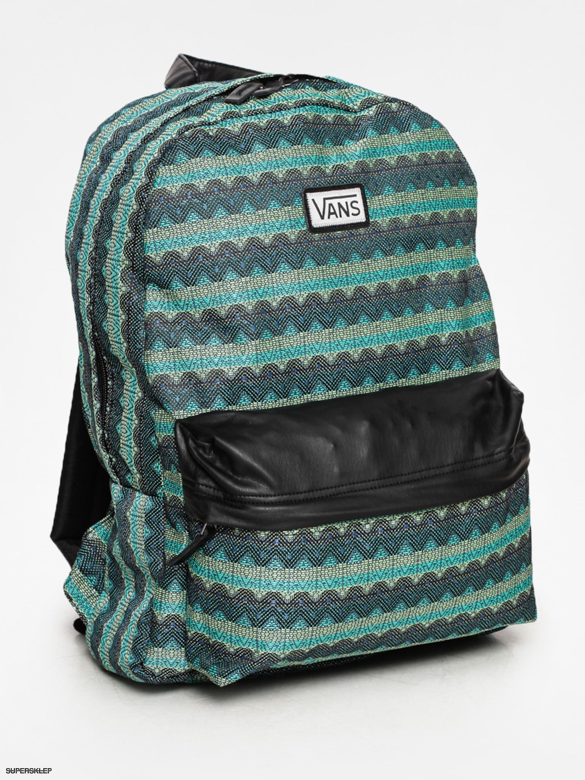 f2c02f25abf48 Plecak Vans Deana II Wmn (black/green)