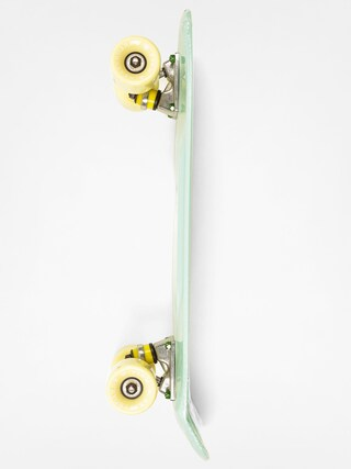 Deskorolka cruiser Fish Skateboards 02 (mint/yellow/silver)