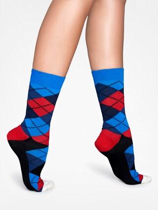 Skarpetki Happy Socks Argyle (blue/navy/red/black/white)