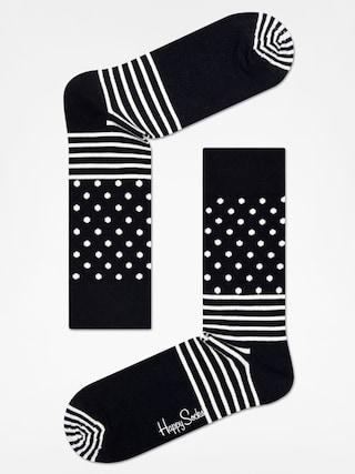 Skarpetki Happy Socks Stripe Dot (black/white)