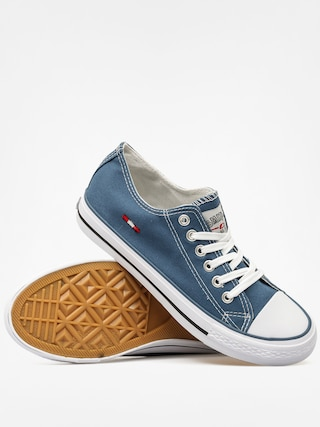 Trampki Smith's Mas 004 (dark blue)