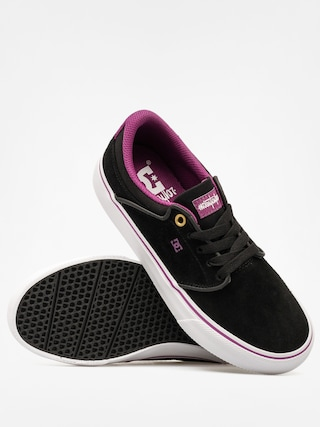 Buty DC Mike Taylor Vulc Wmn (black/purple)