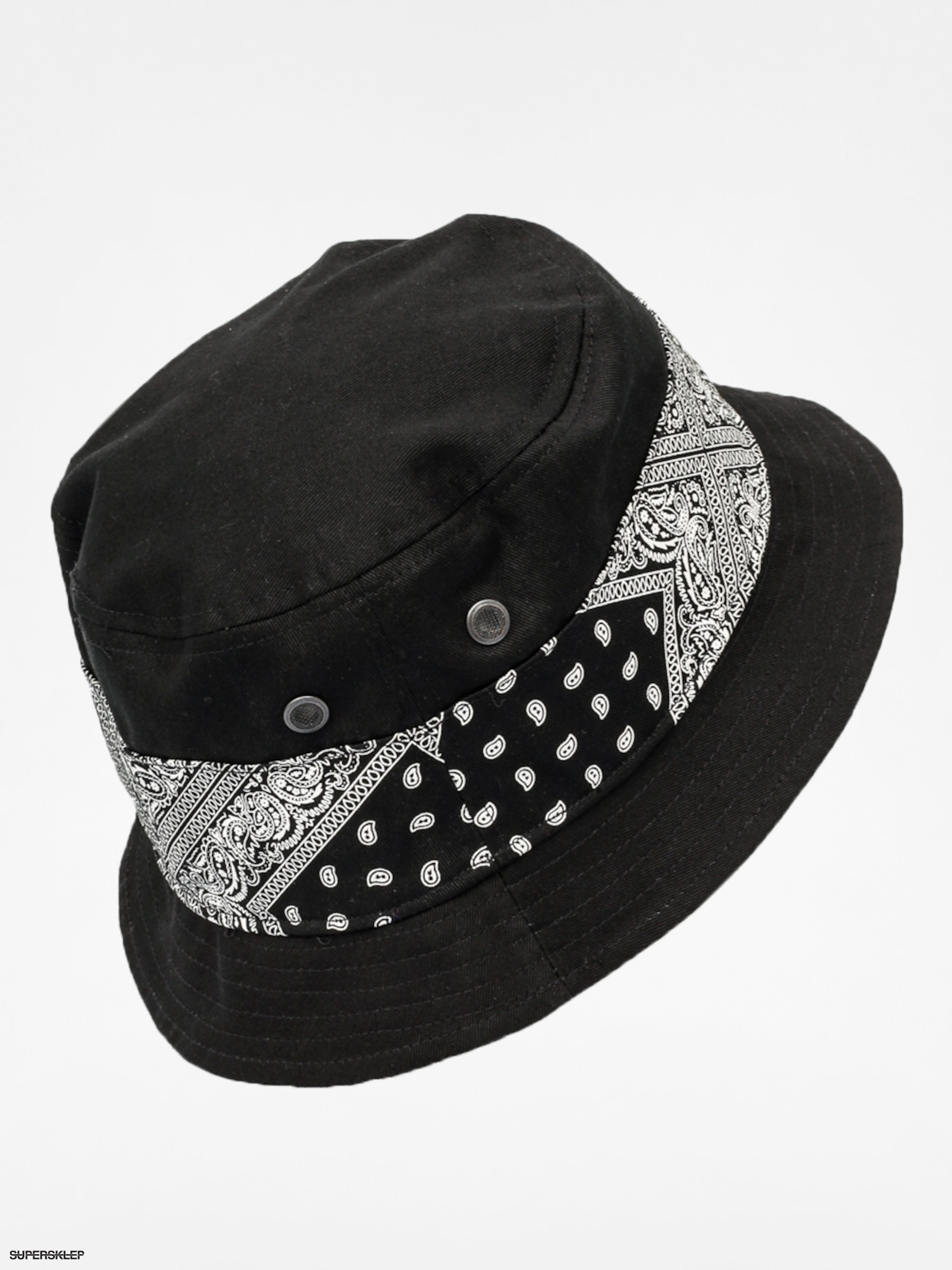 386eef3c096 Kapelusz Cayler   Sons Bandana Bucket Hat (black paisley)