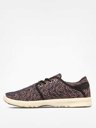 Buty Etnies Scout Wmn (black/brown)