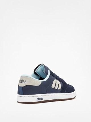 Buty dziecięce Etnies Kids Lo Cut (blue)