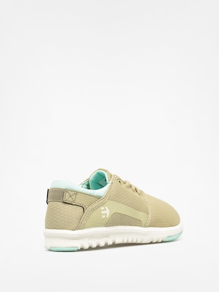 Buty Etnies Scout Wmn (olive/white)
