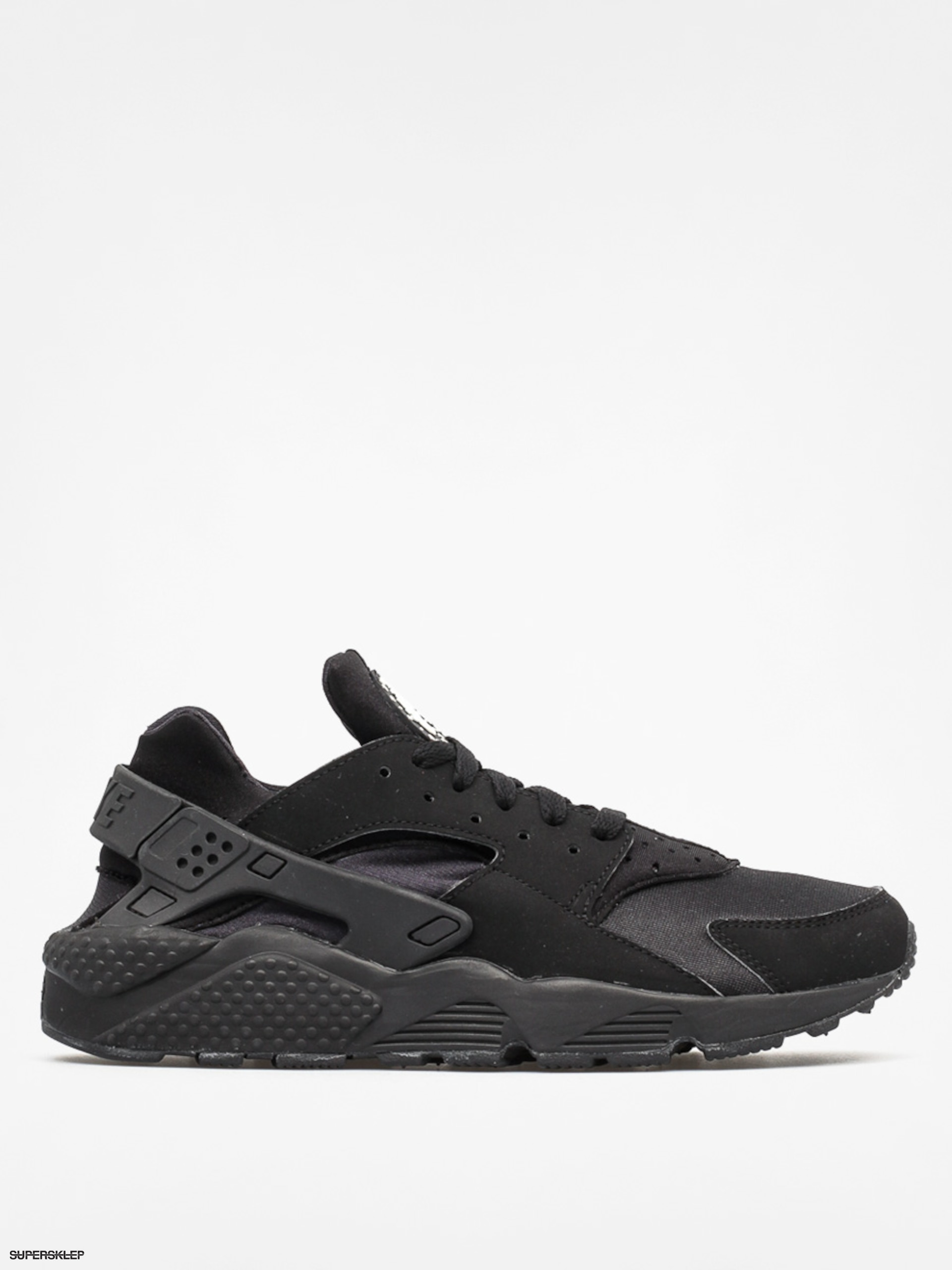 Buty Nike Air Huarache (black/black white)