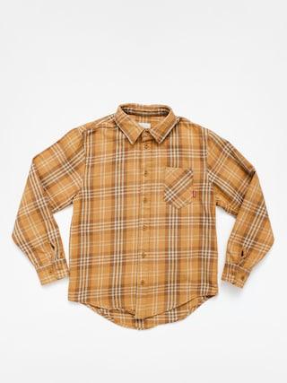 Dziecięca koszula Etnies Tilney Flannel (sand)