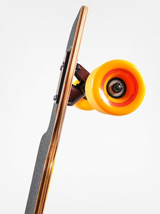 Longboard Dusters California Quiver (yellow/maroon)