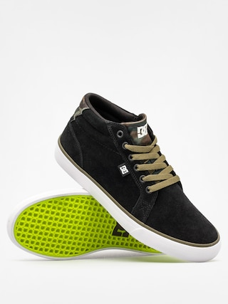 Buty DC Council Mid Sd (black/fluorescent yellow )
