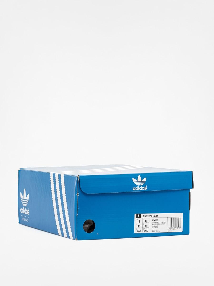 Buty zimowe adidas Chasker Boot (cblackcblackcbrown)