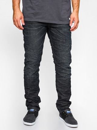 Spodnie Quiksilver Kracker Crumpl (heather black)