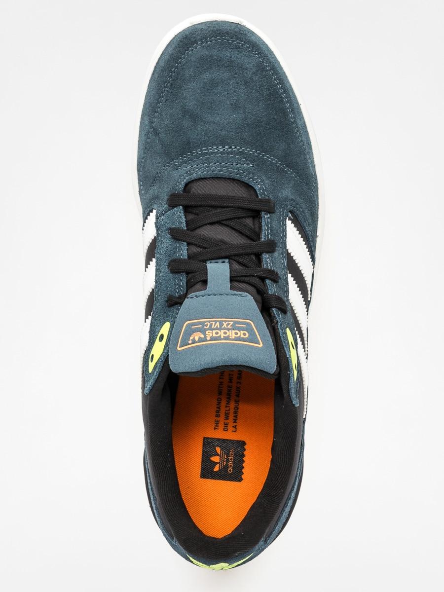 Buty Adidas Zx Vulc Midngt Ftwwht Syello