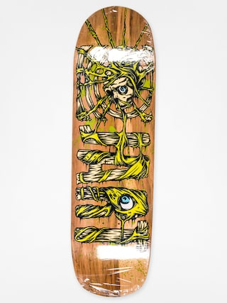 Deck Jart Dirty Basic Cruiser (wood/green)