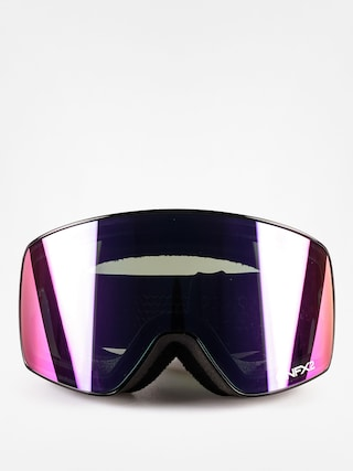 Gogle Dragon NFX2 Two (jet/purple ion+yell/red ion)