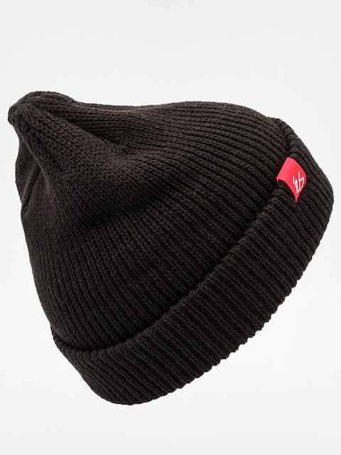 Czapka zimowa Es Block Beanie (black)