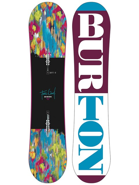 Dziecięca deska snowboardowa Burton Feelgood Smalls