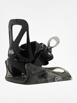 Dziecięce wiązania snowboardowe Burton Grom (black)