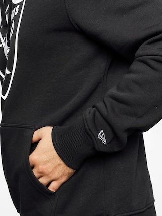Bluza z kapturem New Era Team Logo Po Hood Oakrai HD (black)