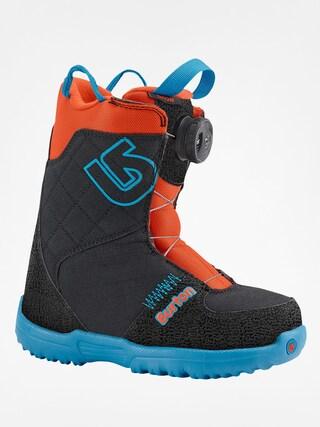 Dziecięce buty snowboardowe Burton Grom Boa (webslinger blue)