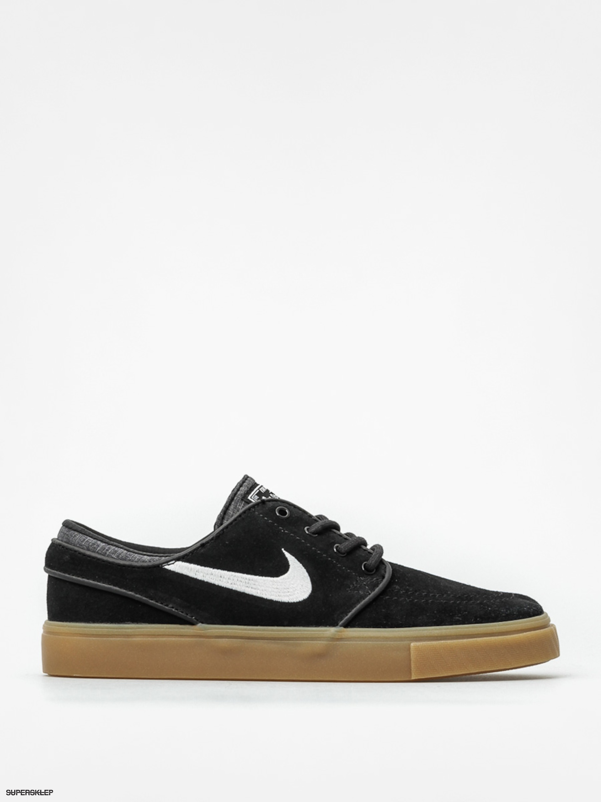 Buty Nike Zoom Stefan Janoski (black/white gum light brown)