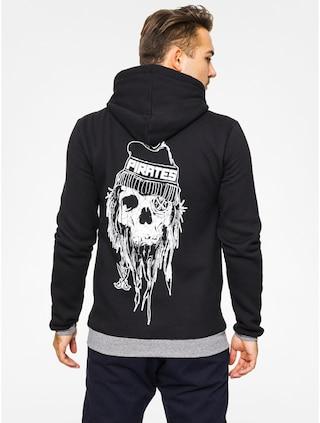 Bluza z kapturem Malita Skull HD (black)