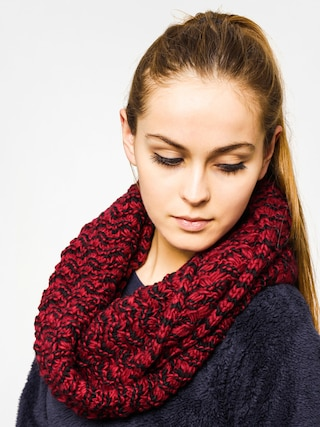 Szalik Element Infinity Scarf (bikini red)