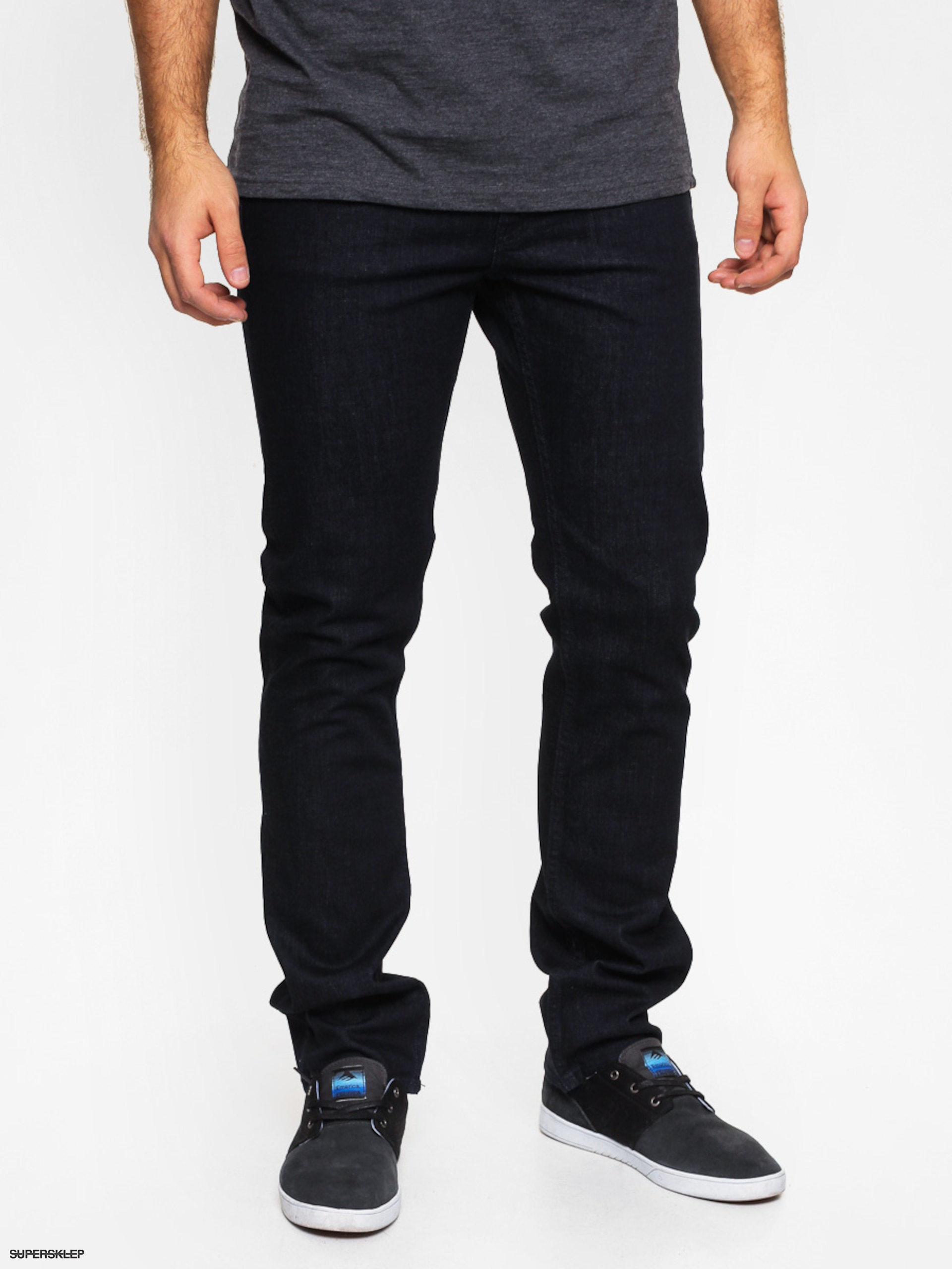 Spodnie Element Boom (indigo rinse)