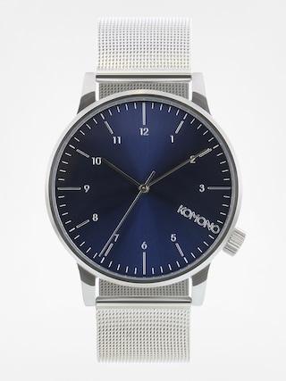 Zegarek Komono Winston Royale (silver blue)