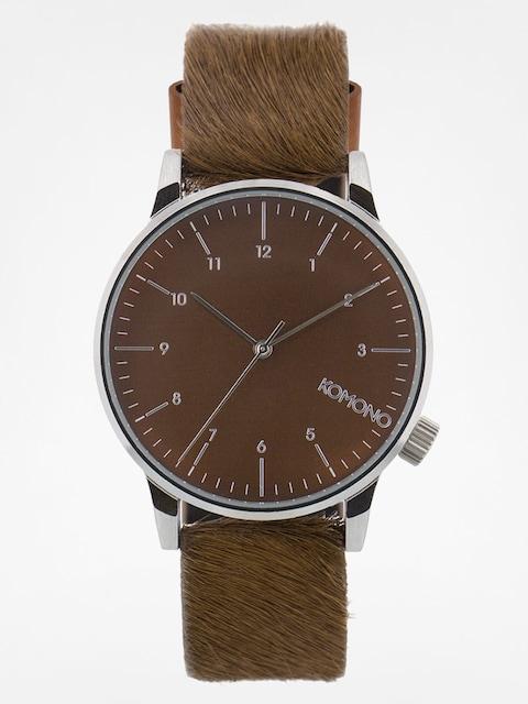 Zegarek Komono Winston Monte Carlo (brown pony)