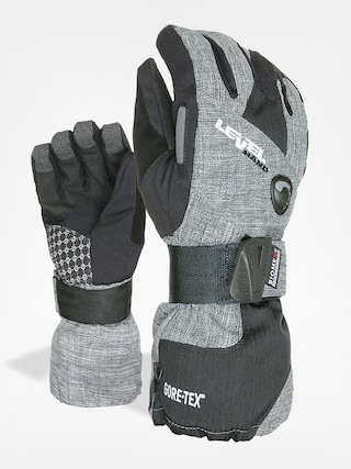 Rękawice Level Half Pipe Gore Tex (anthracite)