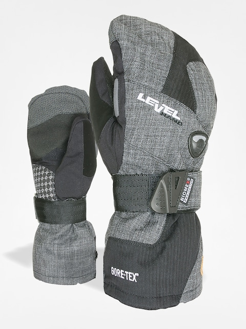 Rękawice Level Half Pipe Mitt Gore Tex