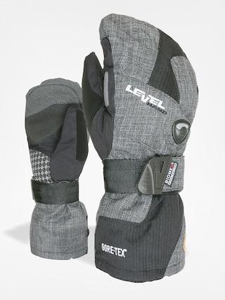Rękawice Level Half Pipe Mitt Gore Tex (anthracite)