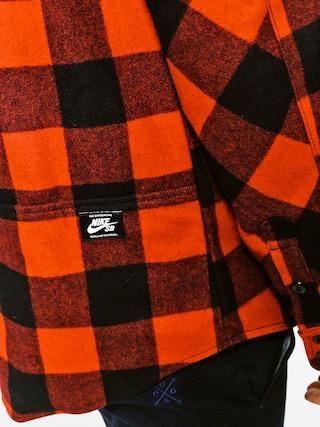 ad704e4ab9124 Koszula Nike Holgate Wool LS (red)