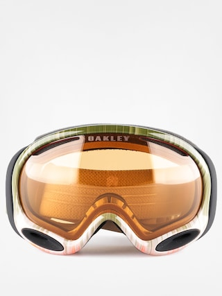 Gogle Oakley A-Frame 2.0 (wet dry olive orange w/persimmon)