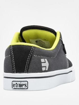 Buty dziecięce Etnies Jameson 2 Eco (black/grey/white)