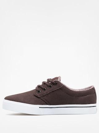 Buty dziecięce Etnies Jameson 2 Eco (brown/white)