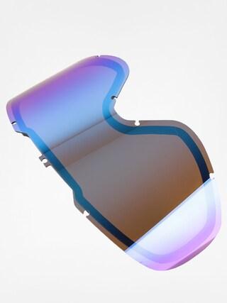 Szybka do gogli crossowych Dragon MDX2 RPL (blue steel)