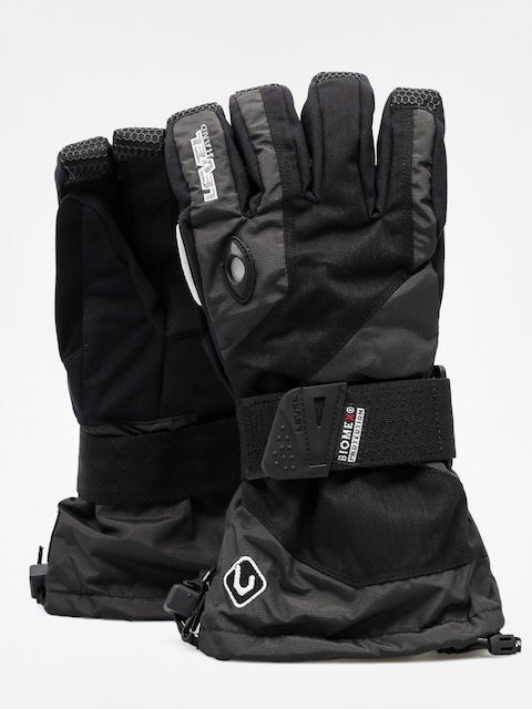 Rękawice Level Clicker (black)