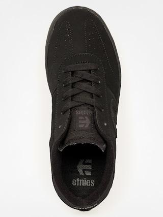 Buty dziecięce Etnies Kids Lo Cut (black/black)