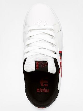 Buty dziecięce Etnies Fader Ls (white/red/black)